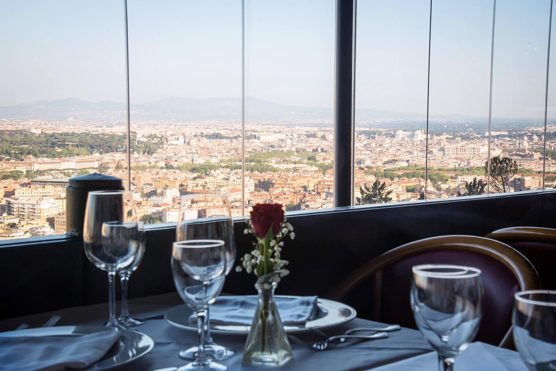 Ristorante Panoramico A Roma